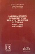 La liberalización de los servicios públicos y el sector eléctrico. Modelos y análisis de la Ley 54/1
